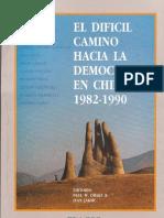 El difícil camino hacia la democracia en Chile