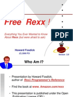 Rexx Overview