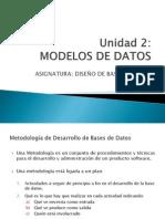 CLASE 5 UNIDAD 2 MODELOS DE DATOS PARTE 1.pdf