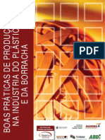 BOAS PRÁTICAS DE PRODUÇÃO NA INDÚSTRIA DO PLÁSTICO E DA BORRACHA