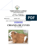 Voz Agraria 08-2011 Crianza de Cuyes