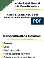 Raquel Cohen Salud Mental