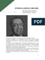 Carlos Contreras Labarca.