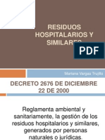6. RESIDUOS HOSPITALARIOS..