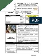 Form y Evaluac de Proyectos