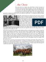 Tyrolean Choirs