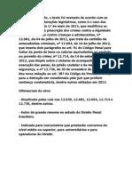 Atualização em sua 15ª edição do livro Curso de Direito Penal,Vol I (Parte Geral)- Rogério Greco
