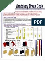 2013 Dress Code
