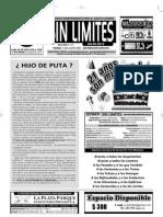 Sin Límites - Julio 2013