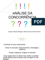 anlisedaconcorrncia-100528182909-phpapp02.ppt