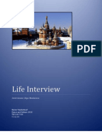 life interview