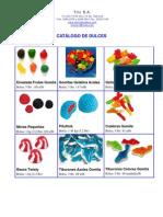 Catalogo Completo de Productos Tric