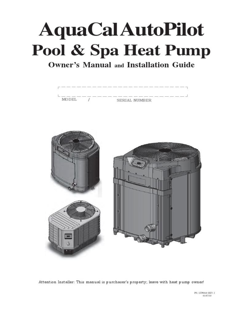 aquacal wiring diagram detailed schematic diagrams rh 4rmotorsports com AquaCal AutoPilot AquaCal Pool Heater Parts