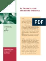 Fitoterapia Como Herramienta Terapeutica