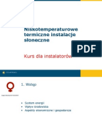 Solar Thermal PL
