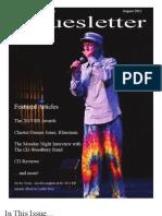 Bluesletter August 2013