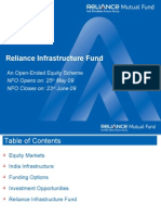 Reliance Infra NFO Presentation