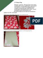 Microsoft Word - CoCoJ Designs Tutorial Anna's Diaper Bag