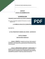 Ley Financial 2013