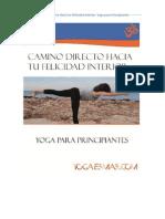 Yoga Para Principi Antes