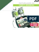 P-0210-GB Fixturlaser XA Manual, 5th Ed