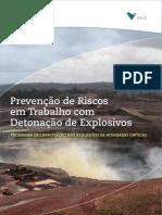 Apo Prevencao Riscos Trabalho Detonacao Explosivos