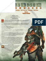 Bionic Commando Official Strategy Guide - Excerpt