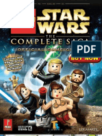 Lego Star Wars Official Guide - Excerpt
