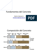 Fundamentos Del Concreto