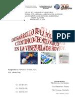 Trabajo Ciencia-tecnologia 2013