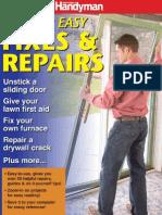 Quick Easy Fixes Repairs