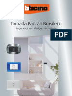 Tomada Padrao Brasileiro BT
