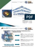 Presentación ciencia -tecnologia