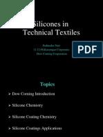 Silicone Technical Textiles