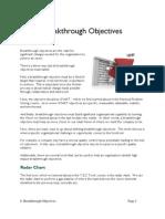 06 Breakthrough Objectives