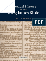 Norton - A Textual History of the King James Bible (2004)