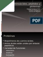 Procesos Biologicos - 03 - Aminoácidos, péptidos y proteínas.23.03.09