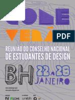 Cartaz CoNE Verão - N Jeitos BH'2012