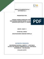 Trabajo 1 Matemática Financiera UNAD.docx
