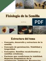 Clase 10 Fisiología semilla