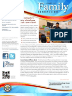 Family Connections Newsletter