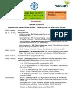 Annex 2 - Final Agenda