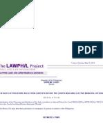 Comelec - lawphil