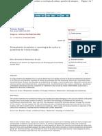 ARRUDA e NOVAIS, Pensamento Brasileiro e Sociologia Da Cultura