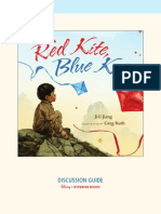 Red Kite, Blue Kite discussion guide