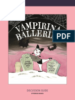 Vampirina Ballerina discussion guide
