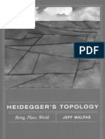 Malpas Heidegger's Topology