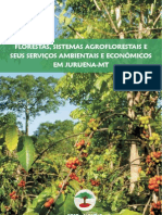 Livro Florestas Sistemas Agroflorestais