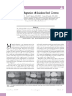 Ped Dent Crowns