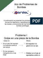 Bombas Diagnostico